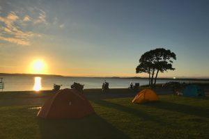 クッチャロ湖キャンプ場