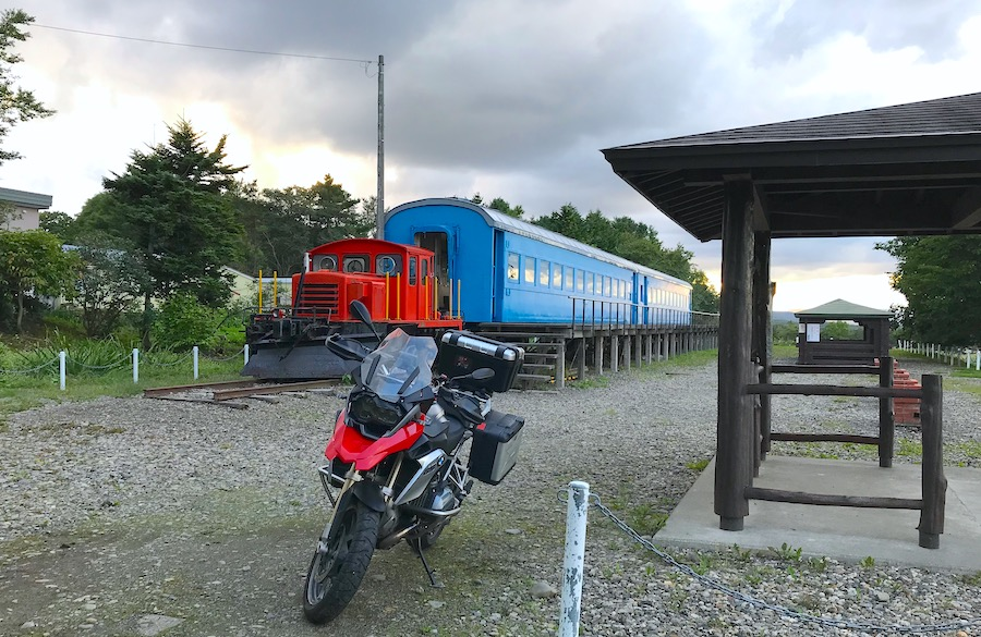 五鹿山キャンプ場