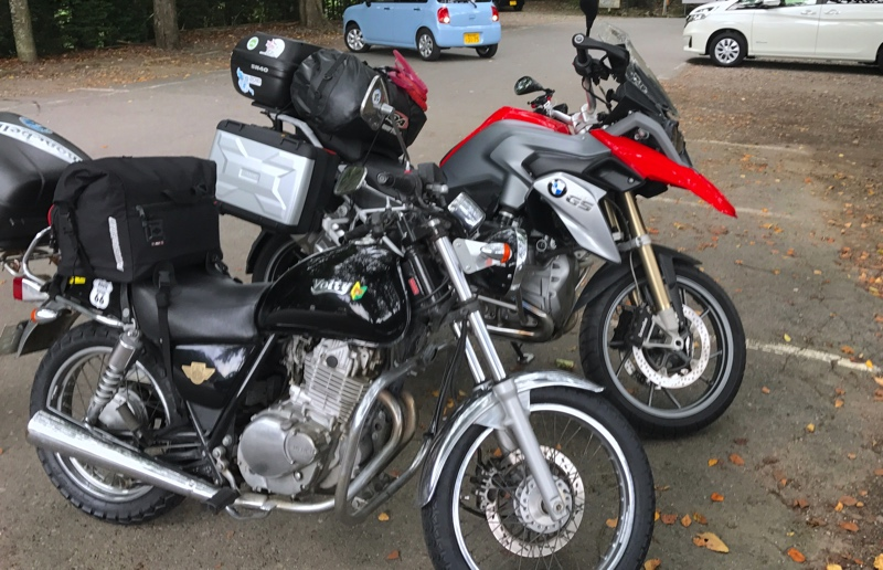 バイク用シートバッグ