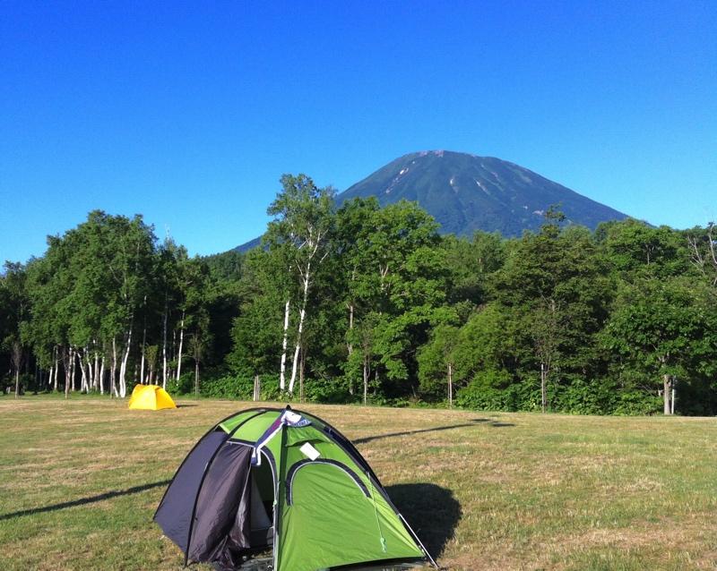 京極スリーユーパークキャンプ場