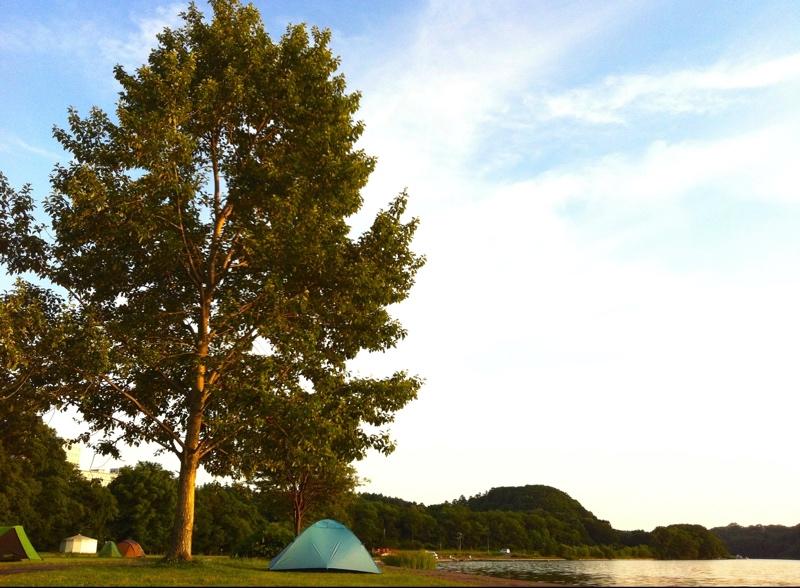 呼人浦キャンプ場